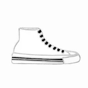 Jewelry - NEW High Top Sneaker Enamel Pin Brooch